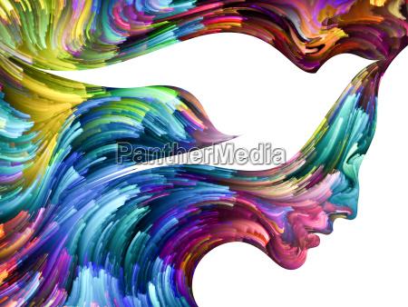 colorful creativity