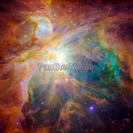 spazio universo verde nuvola allaperto fotografia