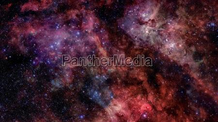 blu spazio universo cosmo grafico scienza