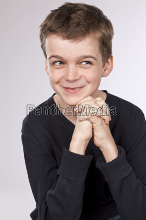 risata sorrisi curiosita nero vista frontale