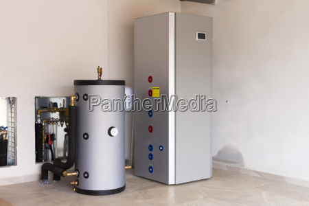 heat pump air water in