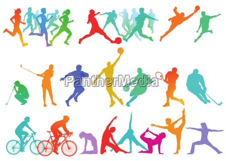 salute tempo libero sport dello sport