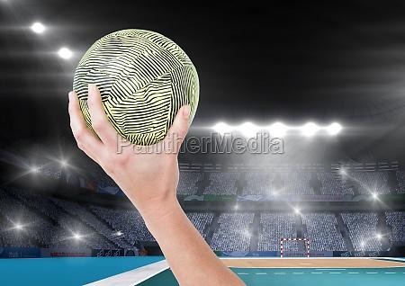 donna blu sport dello sport femminile