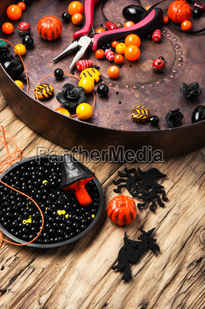 hobby spaventoso tradizionale halloween scuro buio