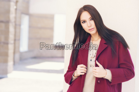 donna bello bella moda alla moda