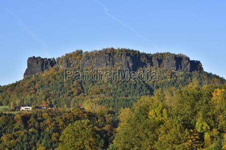 parco nazionale autunno