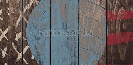 grafico legno marrone muro illustrazione beige