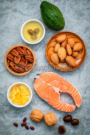 cibo salute stile di vita cucina