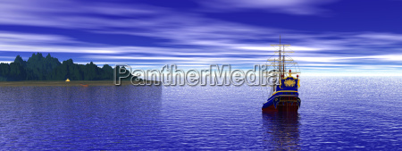 veliero barca a vela barca a