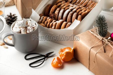 panificio fatto in casa biscotti di