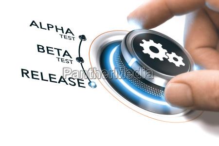 blu applicazione programma mano dito gioco