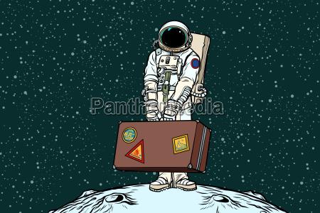 viaggio viaggiare arte fumetto spazio universo