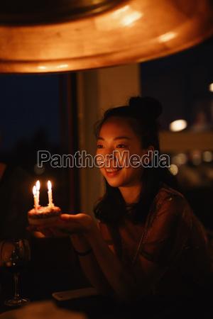 risata sorrisi cibo notte candela freschezza