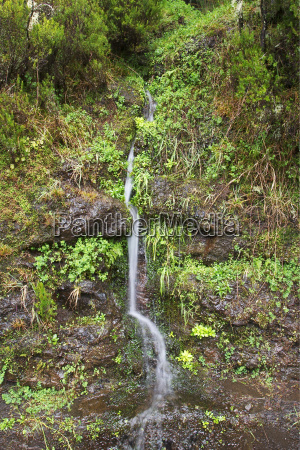 romantic europe nearness stream waterfall portugal