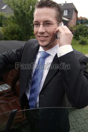 telefonare con il cellulare