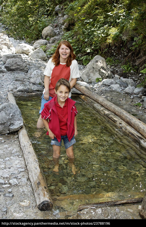 kneippbecken, an, den, kuhfluchtwasserfallen, bei, farchant - 23788196