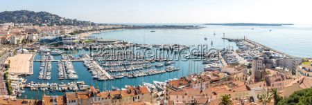 citta francia allaperto sguardo vista yacht