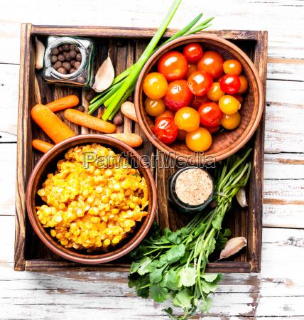 cibo verdura dieta vegetariano vegetale sano
