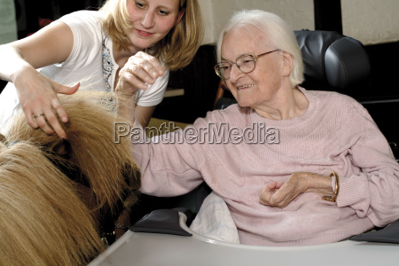 in the nursing home nursing home
