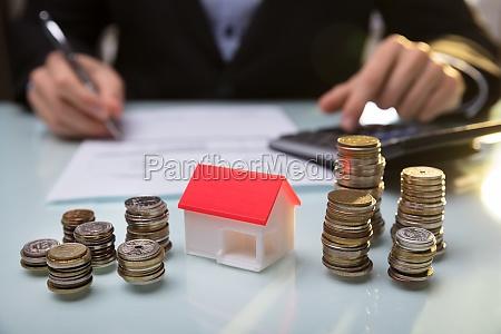 casa costruzione borsa stock exchange monete