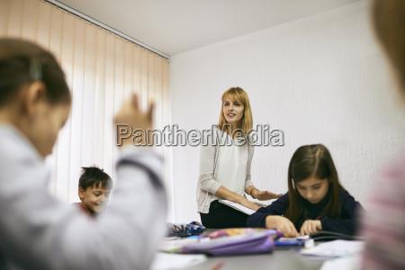 donna persone popolare uomo umano insegnante