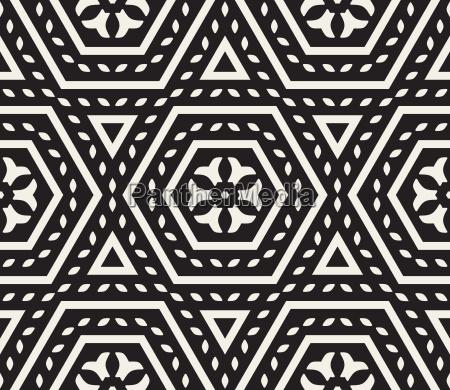 grafico moderno nero ornamento simmetria arredamento