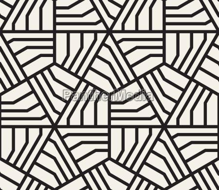 grafico moderno nero senza fine tessere