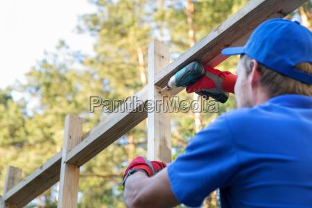 blu casa costruzione strumento attrezzo industria