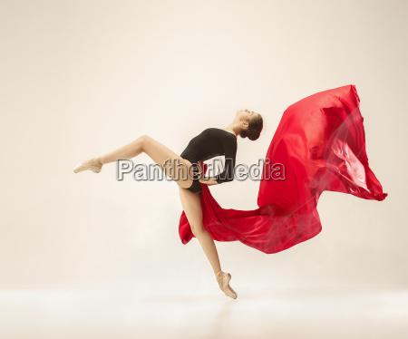 donna gambe movimento in movimento bello