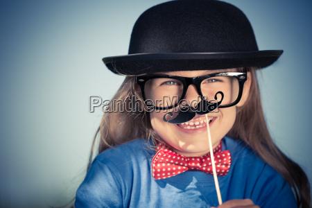 blu risata sorrisi con successo di