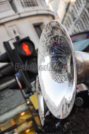 argento inghilterra semaforo trombone