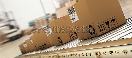 grafico industria industriale marrone metallo pacchetto