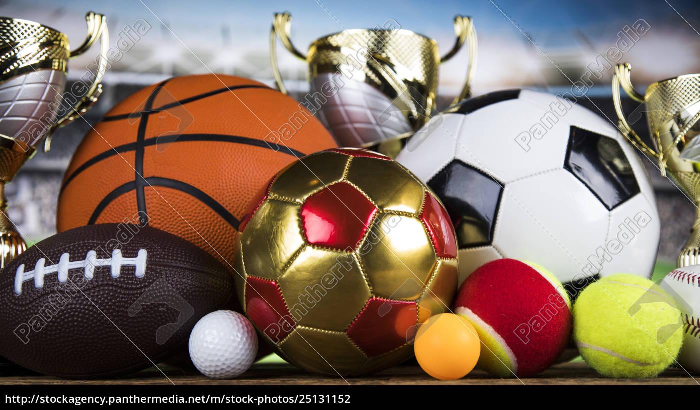 trofeo, di, realizzazione, vincente, sfondo, sport - 25131152