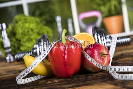 perdere cibo salute vitamine sport dello