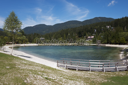 bucolic mountains sights europe stream sightseeing