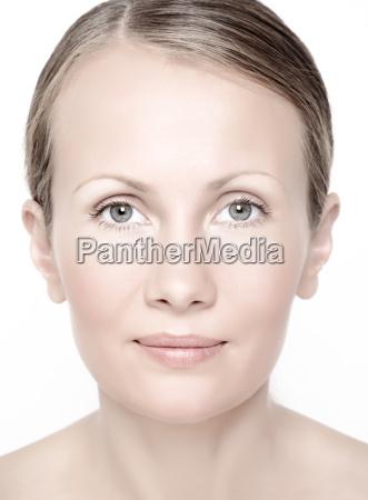 donna femminile faccia ritratto uomo umano