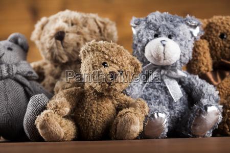 amicizia oggetto dolce animale legno orso