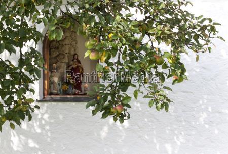 religione chiesa finestra stanza austria scultura