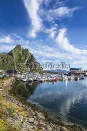 acque europa porto norvegia costa spopolato