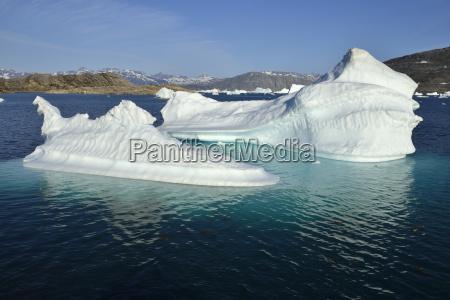 parco nazionale groenlandia giro turistico visita