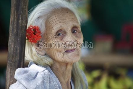donna persone popolare uomo umano risata