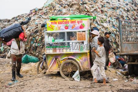 persone popolare uomo umano andare cibo