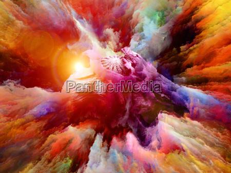 arte paradiso pittura sogno fantasia sognare