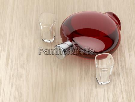 bicchiere bere alcool bottiglia bibita liquore