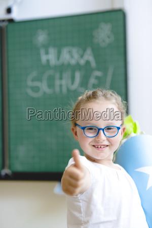 iniziare classe avviare aula inizio bambino