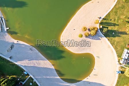 lago bundek a zogreb