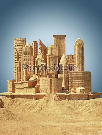 citta sandcastle