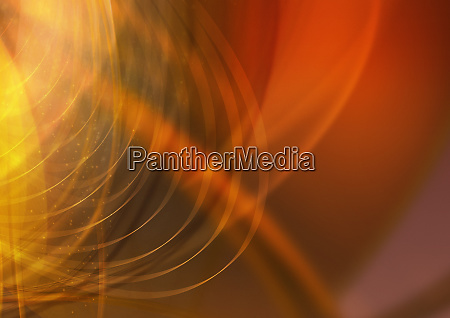 abstract image of red and yellow