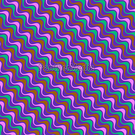 abstract backgrounds pattern of repeating wavy