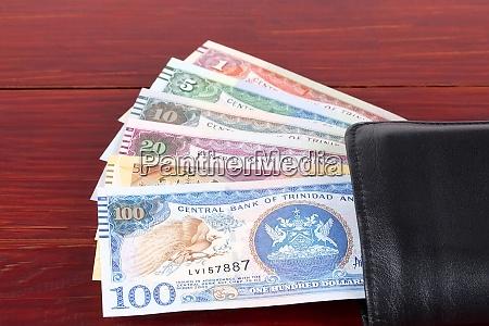 soldi da trinidad e tobago nel